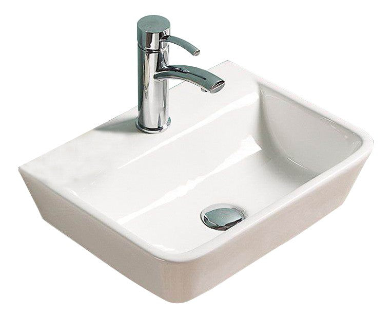 Wall Hung Basin 261210W,Basins,Wall Hung Basin,thebathroomoutlet