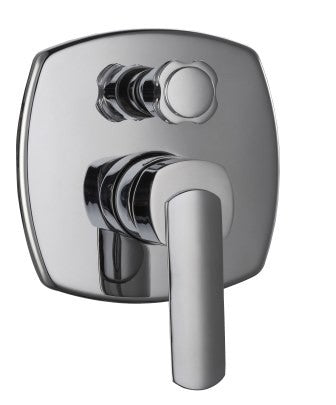 Siena Shower/Bath Mixer With Diverter 10020040801,Tapware,Shower Tapware, Siena,thebathroomoutlet