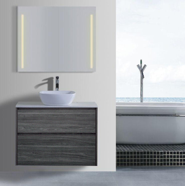 Caliber Series VMF900DW CCO Wall Hung,Vanities,900mm,thebathroomoutlet