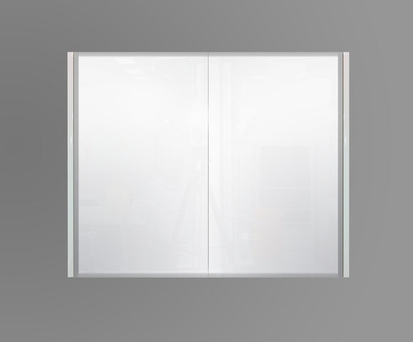 900mm Mirror Cabinet White MC900WHT,Mirrors,Mirror Cabinets,thebathroomoutlet