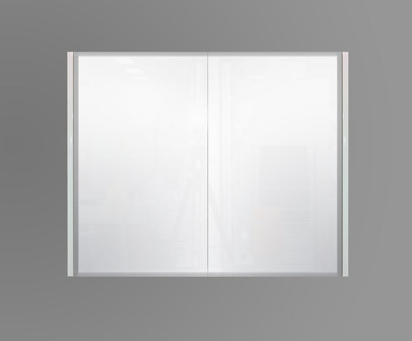 900mm Mirror Cabinet White MC900WHT