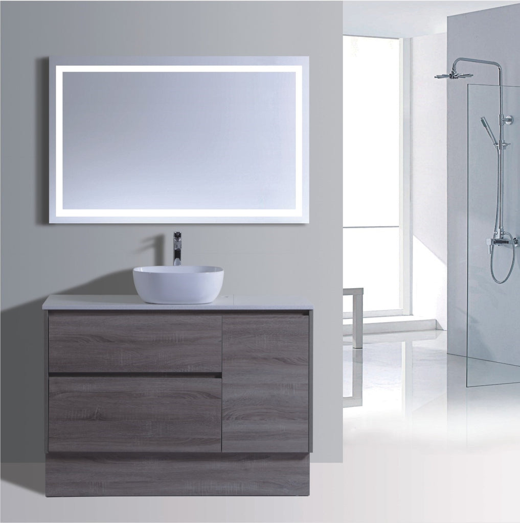 Caliber Series VMF1200DR WGE Free Standing,Vanities,1200mm,thebathroomoutlet