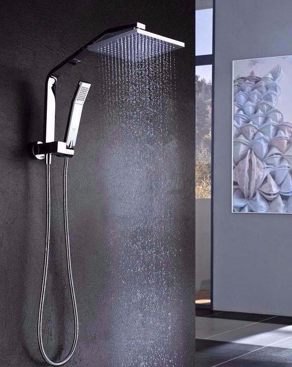 Thames 2 in 1 shower set without rail,Showers,Shower Set and Rails,thebathroomoutlet