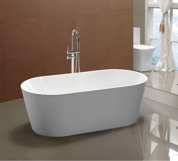 Allure 1700 Free Standing Bath,Baths & Spas,Freestanding,thebathroomoutlet