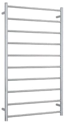 Thermorail - SR69M Straight Round Ladder Heated Towel Rail