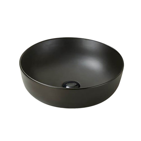 Bloom Round - Matte Black BSN-P007MB