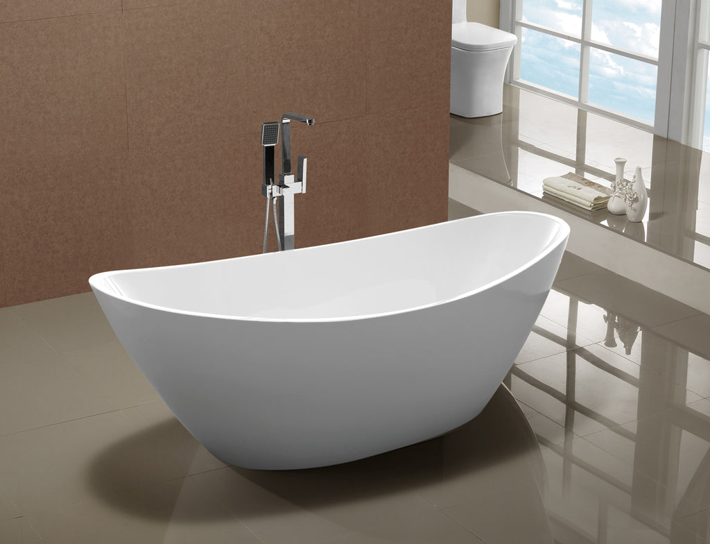 Lavish 1800 Free Standing Bath,Baths & Spas,Freestanding,thebathroomoutlet