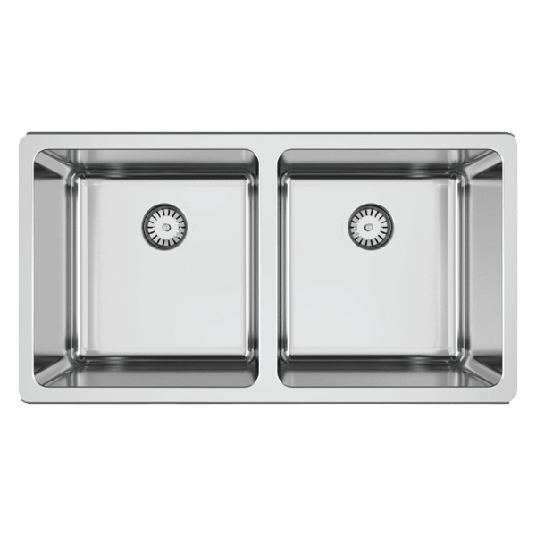 LAGO INSET DOUBLE BOWL SINK