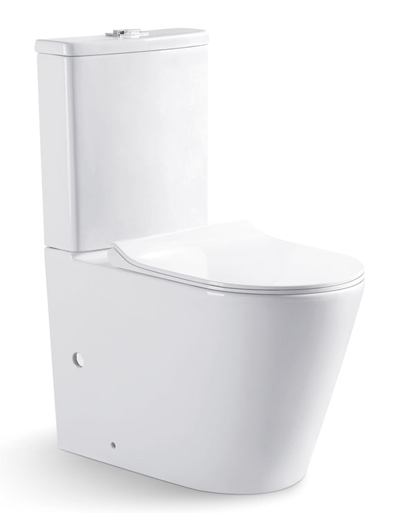 Vibe - Tornado Flush Toilet Suite