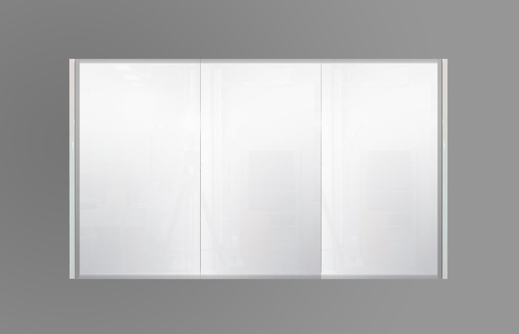 1200mm Mirror Cabinet White MC1200WHT,Mirrors,Mirror Cabinets,thebathroomoutlet