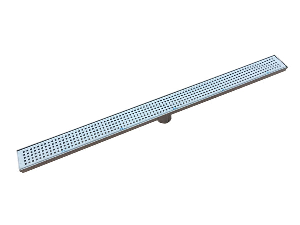 NOBILE Floor Channel 1000 (50mm),Wastes,Shower Channel & Grates,thebathroomoutlet