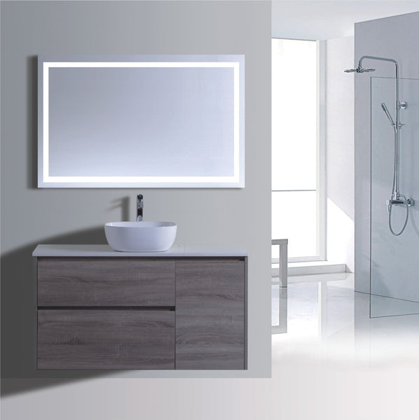 Caliber Series VMF1200DR WGE Wall Hung,Vanities,1200mm,thebathroomoutlet