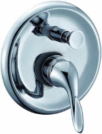 Bilbao Shower Mixer With Diverter,Tapware,BILBAO, Shower Tapware,thebathroomoutlet