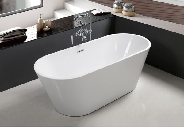 TBO 300411 Free Standing Bath 1700,Baths & Spas,Freestanding,thebathroomoutlet