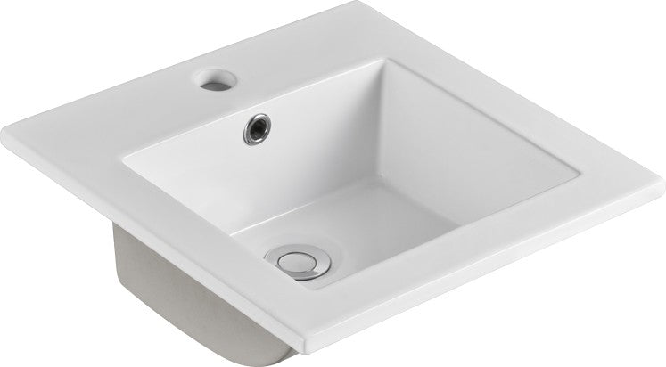 Inset Basin 231110W,Basins,Inset & Vanity Basin,thebathroomoutlet