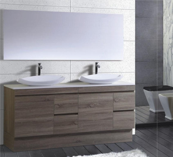 Reflex Series VGM1800 WGE Free Standing,Vanities,1800mm,thebathroomoutlet
