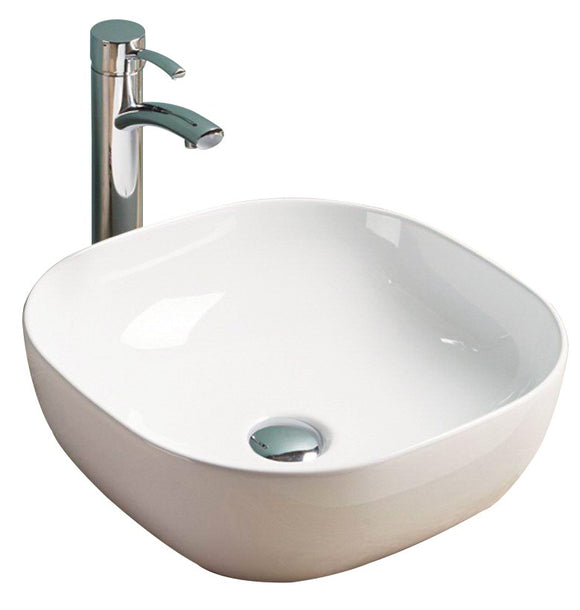 Bloom 400 Above Counter Basin BSN-P015,Basins,Above Count Basin,thebathroomoutlet