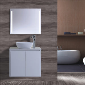 Caliber Series VMF750DR WHT Wall Hung,Vanities,750mm,thebathroomoutlet
