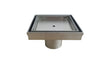 Cube Floor Waste 10075,Wastes,Shower Channel & Grates,thebathroomoutlet