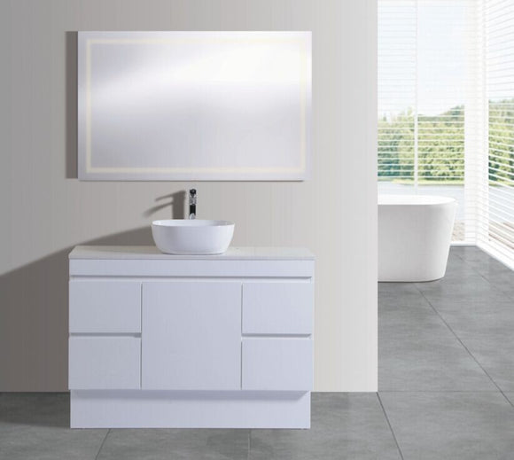Reflex Series VGM1200 WHT Free Standing,Vanities,1200mm,thebathroomoutlet