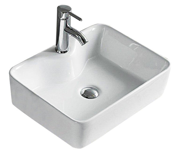 Ledge Above Counter Basin BSN-P013,Basins,Above Count Basin,thebathroomoutlet