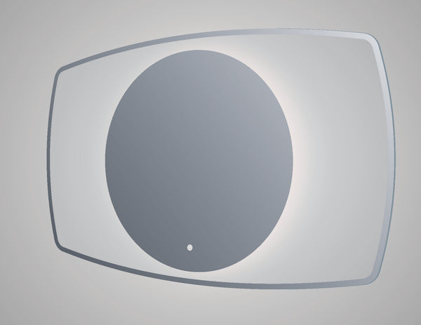 Moonlight LED Mirror 1200,Mirror, LED Mirrors,thebathroomoutlet