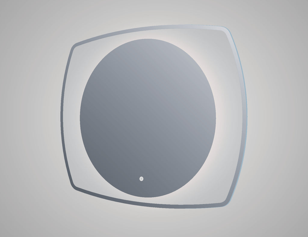 Moonlight LED Mirror 900,Mirror, LED Mirrors,thebathroomoutlet