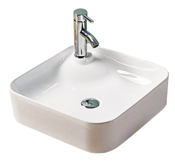 Above Counter Basin 222210W,Basins,Above Count Basin,thebathroomoutlet