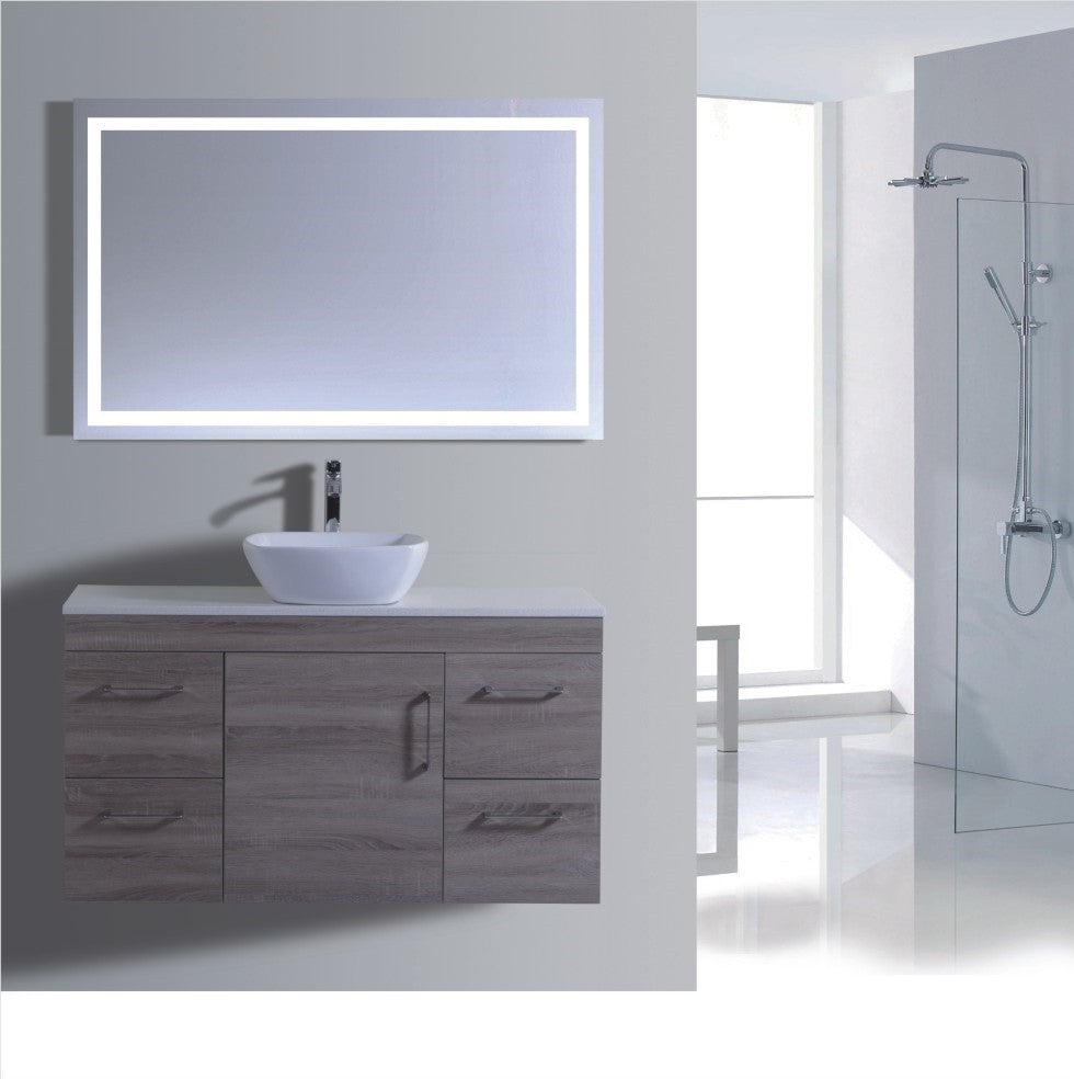 Lush Series VGN1200 WGE Wall Hung,Vanities,1200mm,thebathroomoutlet