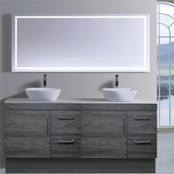 Lush Series VGN1800 CCO Free Standing,Vanities,1800mm,thebathroomoutlet