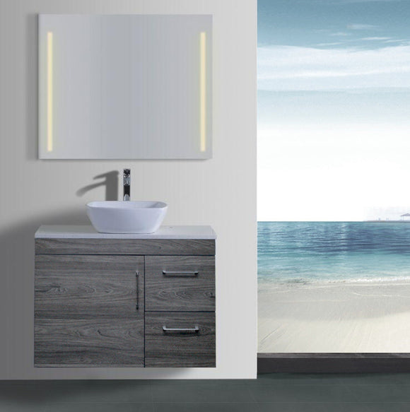 Lush Series VGN900 CCO Wall Hung,Vanities,900mm,thebathroomoutlet