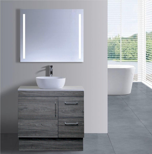 Lush Series VGN900 CCO Free Standing,Vanities,900mm,thebathroomoutlet