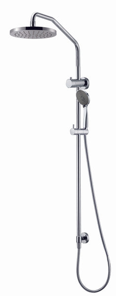 York 2 in 1 Shower Set with Rail