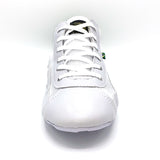 Unisex High Top White & Green