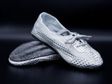 Women's Ballerina Silver Dance Shoes