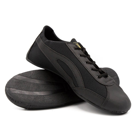 Unisex Classic Black Dance Shoes