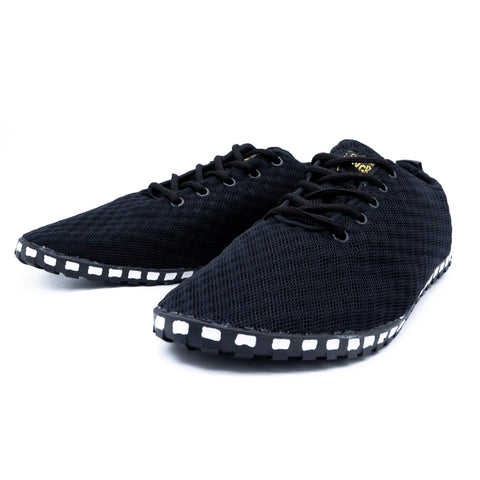 Unisex Corrida Black Dance Sneakers
