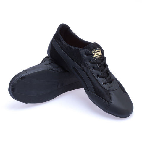 Unisex Slim Black Flex Training Dance Sneaker