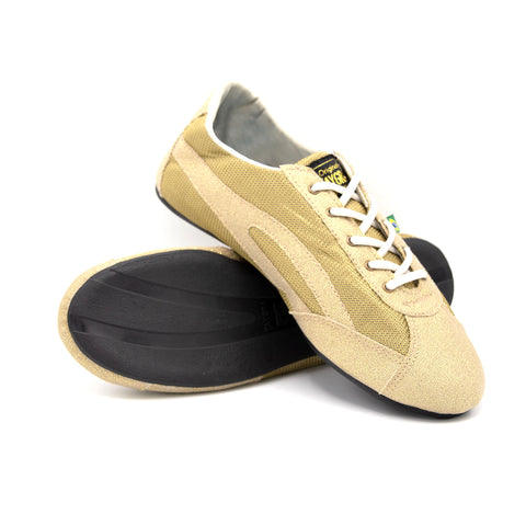 Unisex Classic Gold Dance Sneaker