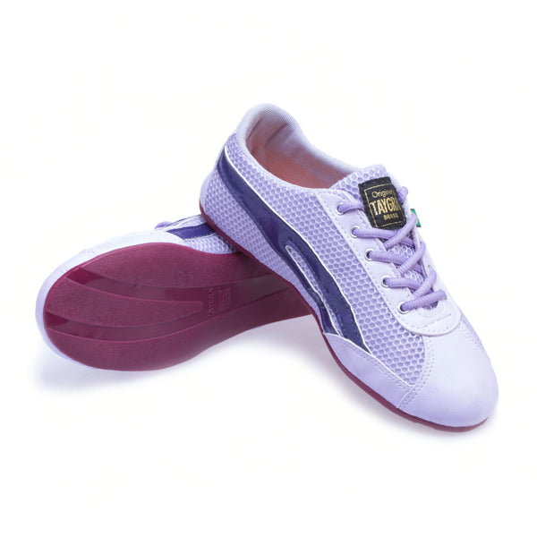 Women's Slim Violet & Purple Flex Training Dance Sneaker