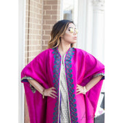 """Every Rose"" Evening Abaya - Aweea Muslim Abaya, caftans, baby turbans"