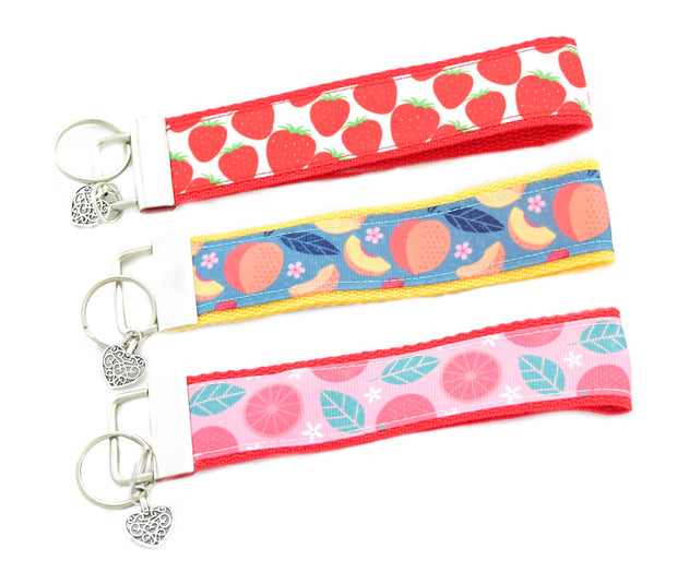 Strawberry wristlet - Aweea Muslim Abaya, caftans, baby turbans