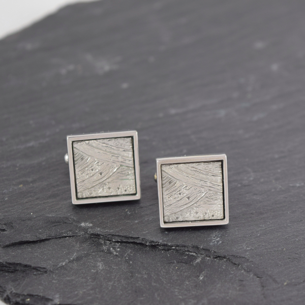 Cufflinks inspired by Jupiter's Moon, Nature inspired cufflinks