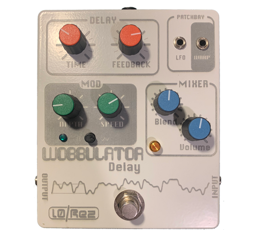 Wobbulator Delay