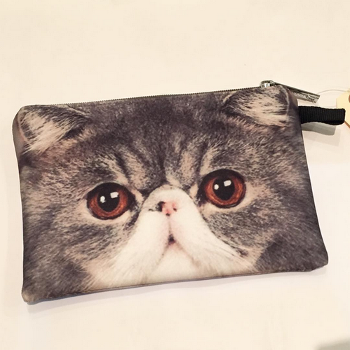 CAT POUCH (Exotic Cat)