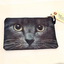 CAT POUCH (Black Cat)