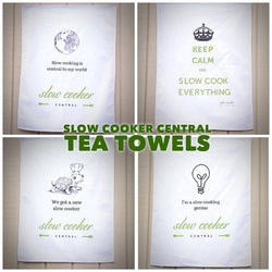 Tea Towel/Dish Cloth Bundle of 4