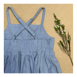 Penelope Summer Frock in Sea
