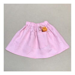 Henrietta Twirl Skirt in Fairy Floss