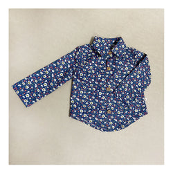 Archie Shirt in Floral